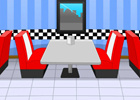 Toon Escape - Diner